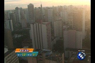 Confira a previsão do tempo em Belém e no interior do estado nesta terça-feira, 17 - Previsão do tempo.