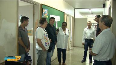 Comissão fiscaliza postos de saúde de Londrina - O grupo identificou problemas como: Falta de estrutura, demora no atendimento e instalações precárias.