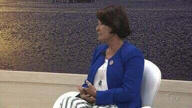 Especialista fala sobre a importância dos cuidados com a voz - Médica Maria Heliete Inácio esclarece o assunto.
