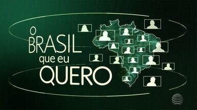 Que Brasil você quer para o futuro? Veja como enviar o seu víde - A Globo quer ouvir o desejo dos brasileiros de todas as cidades do país e vai exibir as mensagens nos telejornais da emissora.