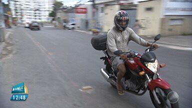 Flagrantes de desrespeito às ciclovias e ciclofaixas são cada vez mais comuns em Salvador - A reportagem circulou pela cidade e encontrou diversos casos de imprudência; confira.