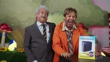 Tá no Ar: a TV na TV - Episódio do dia 17/04/2018 na íntegra - No último episódio da temporada, Tá no Ar apresenta um especial em homenagem aos programas de humor