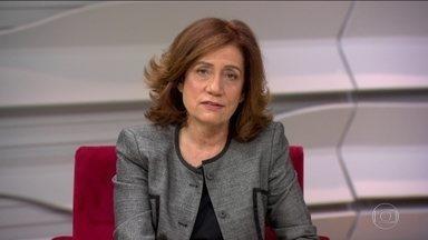 Miriam Leitão comenta sobre o reajuste da energia elétrica - Comentarista Miriam Leitão analisa os motivos dos reajustes da energia elétrica ao longo do tempo no Brasil.