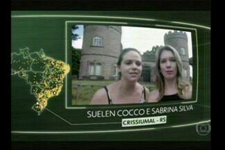 Moradoras de Crissiumal pedem por saúde de qualidade - Que Brasil você quer pro Futuro? Mandeu seu vídeo.