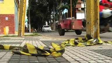 Policia ainda não ouviu mulher de acidente que matou motociclista, em Juazeiro do Norte - Saiba mais em g1.com.br/ce