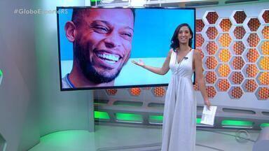 Globo Esporte RS - Bloco 2 - 19/04/2018 - Assista ao vídeo.