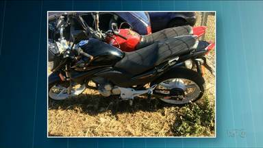 Motociclista morre em acidente em Japurá - Jovem tinha 20 anos e bateu em um caminhão. Acidente foi na PR-498.