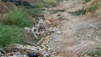 Moradores reclamam da dificuldade de ter acesso ao Asfalto Cidadão em Ponta Grossa - De acordo com a prefeitura, 75% das ruas de Ponta Grossa são pavimentadas.