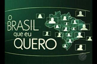 Moradores de Pau D'arco, queremos saber 'que Brasil você quer para o futuro' - Moradores de Pau D'arco, queremos saber 'que Brasil você quer para o futuro'