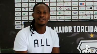 Treze apresenta o atacante Leandro Love - Ex-Penapolense, jogador chega ao Presidente Vargas para ajudar o clube de Campina Grande a brigar pelo acesso para a Série C do ano que vem.