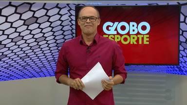 Globo Esporte CG: assista o programa desta quinta-feira (19.04.2018) - Marcos Vasconcelos apresenta os principais assuntos do esporte na Paraíba.