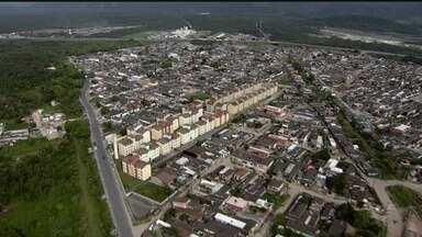 Área Continental de São Vicente completa 108 anos - Da origem, em uma estação de trem, até os dias atuais, muita coisa mudou.