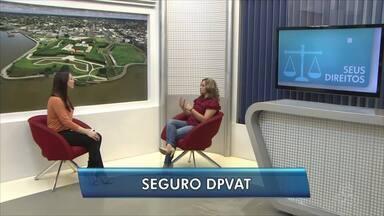 Quadro 'Seus Direitos': saiba em quais caso é possível solicitar o seguro DPVAT - Aldriany Alves, gerente do Sindicato dos Corretores de Seguros no Amapá, tira dúvidas.