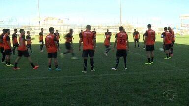 ASA entra em campo contra o Sergipe pela Série D do Brasileiro - Jogo será realizado próximo sábado.