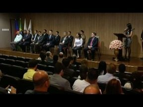 Polícia Civil de Ipatinga tem novo delegado regional - Thiago Alves Henriques era titular da delegacia de Ponte Nova.
