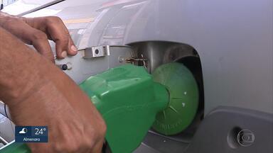 Preço do etanol cai na Região Metropolitana de Belo Horizonte - Combustível está sendo o preferido de muitos consumidores.