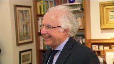 Jurista Joaquim Falcão é o novo imortal da Academia Brasileira de Letras - Falcão vai ocupar a cadeira que era do escritor e jornalista Carlos Heitor Cony