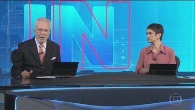 Jornal Nacional - Íntegra 21 Abril 2018 - As principais notícias do Brasil e do mundo, com apresentação de William Bonner e Renata Vasconcellos.