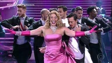 Resultado de imagem para Reveja todas as apresentações de Helga Nemeczyk no 'Show dos Famosos'