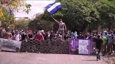 27 pessoas morrem em 6 dias de protestos na Nicarágua. - Manifestações são contra a reforma da previdência que havia sido decretada pelo presidente Daniel Ortega.