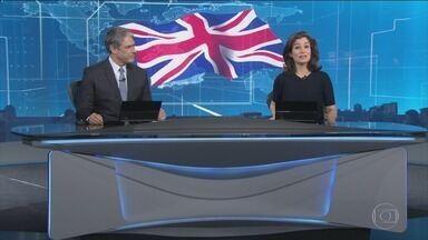 Jornal Nacional - Íntegra 23 Abril 2018 - As principais notícias do Brasil e do mundo, com apresentação de William Bonner e Renata Vasconcellos.