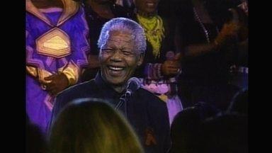 Nelson Mandela completaria 100 anos em 2018