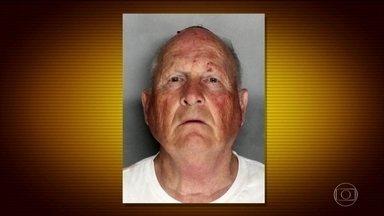 Polícia americana prende assassino em série - Suspeito é acusado de cometer 50 estupros e 12 assassinatos nos anos 70 e 80.