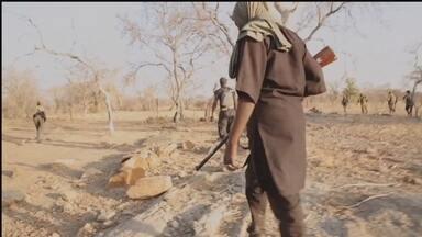Aisha, caçadora do Boko Haram
