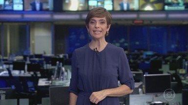 Jornal da Globo – Edição de Quinta-feira, 26/04/2018 - As notícias do dia com a análise de comentaristas, espaço para a crônica e opinião.