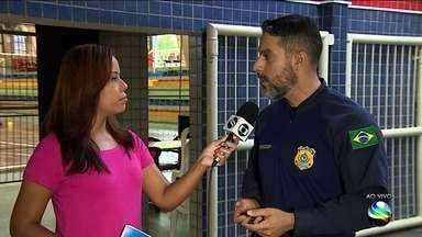 PRF realiza 'Operação Dia do Trabalhador' em Sergipe - O policiamento vai ser reforçado nas estradas para coibir infrações e reduzir o número de acidentes.