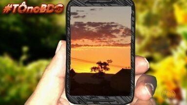 Telespectadores enviam fotos para o quadro 'Tô no BDG' - Imagens podem ser enviadas por email, QVT e Whatsapp.