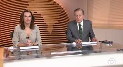 Bom Dia Brasil - Íntegra 27 Abril 2018 - O telejornal, com apresentação de Chico Pinheiro e Ana Paula Araújo, exibe as primeiras notícias do dia no Brasil e no mundo e repercute os fatos mais relevantes.