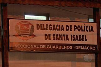 Preso, ex-funcionário da Prefeitura de Santa Isabel é transferido para Guarulhos - O ex-diretor de Serviços Municipais da Prefeitura de Santa Isabel, David João Nunes Inácio é suspeito de ter participado do sequestro e assassinato de uma professora.