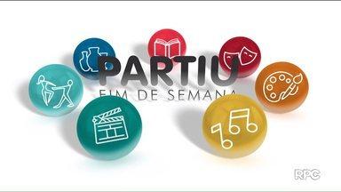 De exposição a troca de figurinhas, confira o Partiu fim de semana - Tem muita programação pra curtir em Curitiba