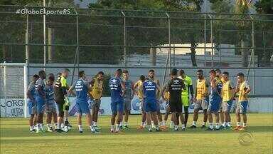 Michel e Paulo Victor valorizam chance para time reserva do Grêmio - Assista ao vídeo.