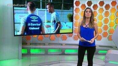 Globo Esporte RS - Bloco 1 - 27/04/2018 - Assista ao vídeo.