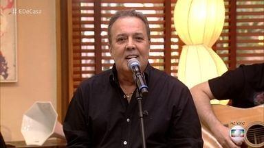 Zé Augusto canta: 'Aguenta Coração' - Relembre o sucesso que foi tema de abertura da novela 'Barriga de Aluguel'