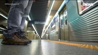 Conheça os bastidores do metrô de São Paulo
