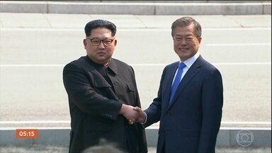 Coreia do Norte vai fechar o principal local de testes nucleares - O regime do ditador Kim Jong-un vai tornar público esse processo, convidando especialistas e jornalistas para ver esse desmonte.