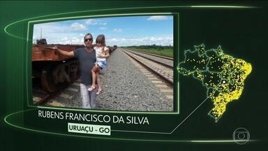 Vídeos de Uruaçu, Cotiporã, Água Preta, São Lourenço do PI, Xique-Xique, Salinas e Itatiba - Moradores de Uruaçu (GO), Cotiporã (RS), Água Preta (PE), São Lourenço do Piauí (PI), Xique-Xique (BA), Salinas (MG) e Itatiba (SP) dizem o que querem para o futuro.