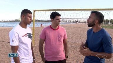 Papo de atleta: craque Bruno Xavier fala sobre experiência no futebol de areia - Atleta foi reconhecido como melhor jogador da Fifa.