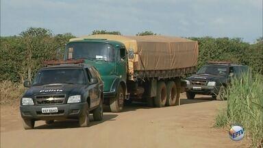 Polícia Civil orienta produtores para evitar roubos de cargas de café na região de Franca - Em 2017, armazéns e caminhões foram alvos de ladrões.