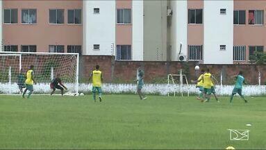 Sampaio inicia preparação para confronto contra o Paysandu - Tricolor volta aos treinos e mira recuperação na Série D