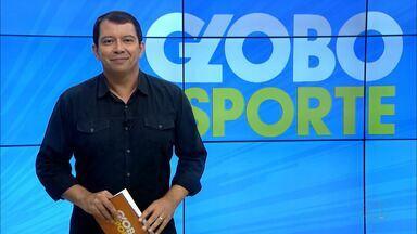 Veja a íntegra do Globo Esporte desta terça-feira, com Kako Marques - Confira todos os destaques do esporte paraibano desta terça-feira