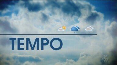 Veja a previsão do tempo para esta quarta-feira (2) - Dados são do Sipam.