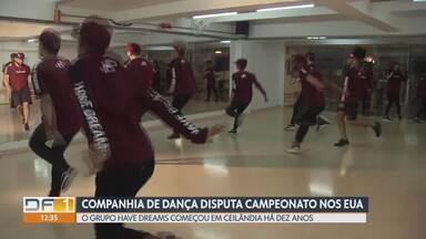 Companhia de dança do DF vai disputar campeonato mundial nos EUA - Grupo Have Dreams nasceu em Ceilândia há dez anos e hoje também leva a dança para escolas públicas. A disputa nos Estados Unidos vai ser em agosto.