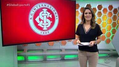 Globo Esporte RS - Bloco 2 - 02/05/2018 - Assista ao vídeo.
