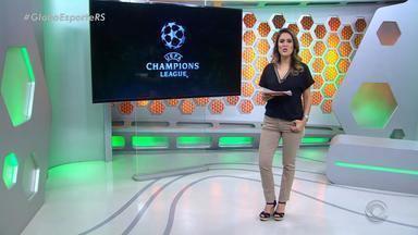 Globo Esporte RS - Bloco 3 - 02/05/2018 - Assista ao vídeo.