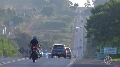 Cerca de 3,6 mil motoristas são apanhados pela PRF por excesso de velocidade em MS - As estradas ficam mais perigosas nos períodos de feriado, segundo a polícia.