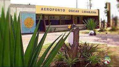Setores da economia deixam de ser movimentados sem o funcionamento do aeroporto de Caruaru - Além disso, dificulta a vida de quem precisa utilizar o serviço.